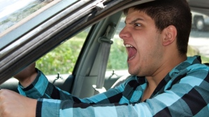 Here is another funny road rage picture.
